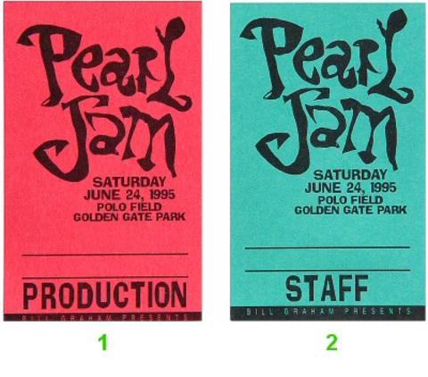 Pearl Jam Laminate