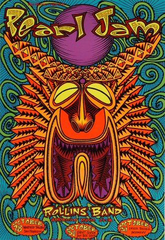 Pearl Jam Poster