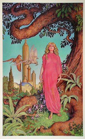 Pegasus Crossing Poster