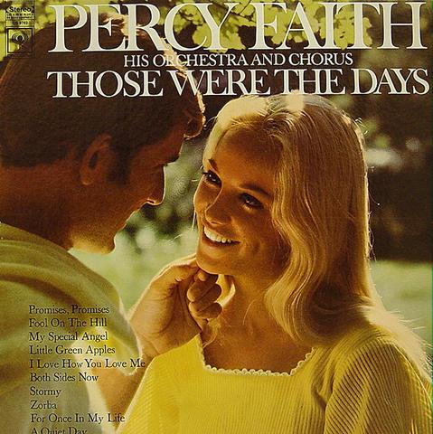 Percy Faith His Orchestra and Chorus Vinyl (Used)