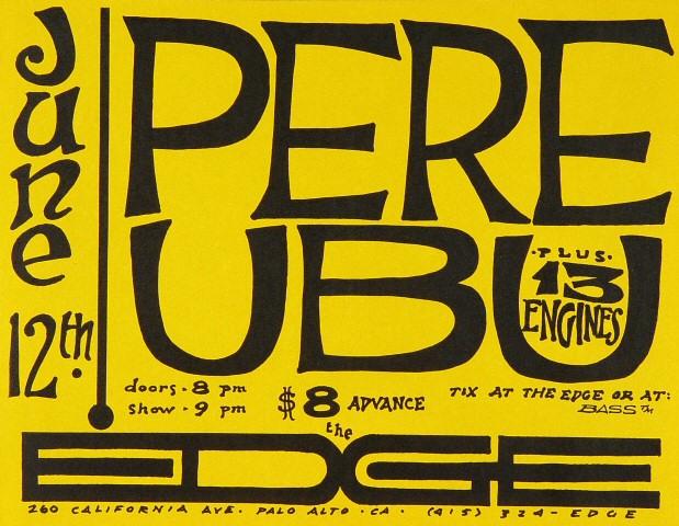 Pere UbuHandbill