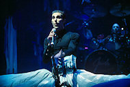 Perry Farrell BG Archives Print