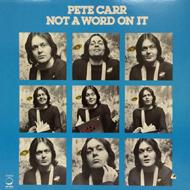 Pete Carr Vinyl