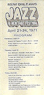 Pete Fountain Program