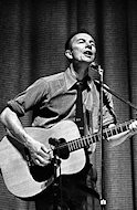 Pete Seeger Fine Art Print