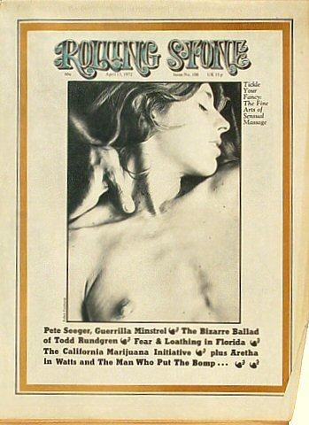 Pete SeegerRolling Stone Magazine
