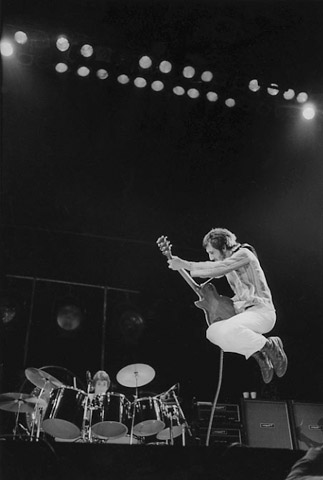 Pete TownshendFine Art Print