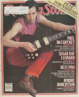 Paul McCartney Rolling Stone Magazine