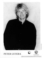 Peter Cetera Promo Print
