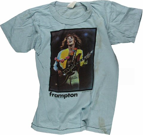 Peter Frampton Men's Vintage T-Shirt