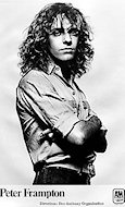 Peter Frampton Promo Print