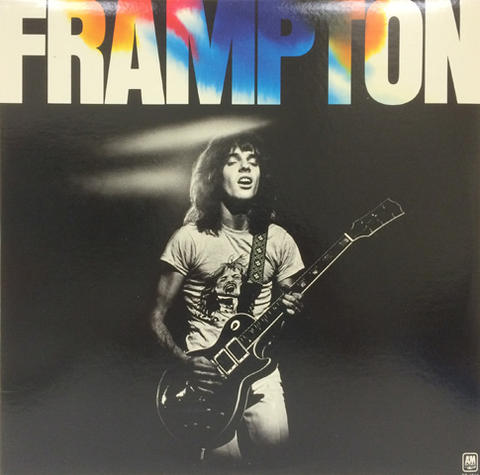 Peter Frampton Vinyl (Used)