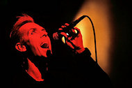Peter Murphy BG Archives Print
