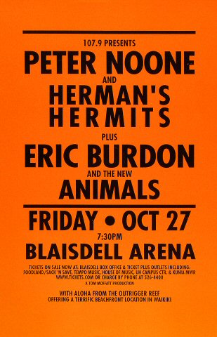 Peter Noone Poster