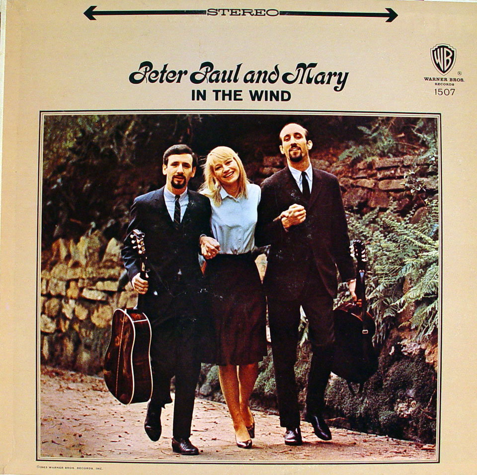 Peter, Paul & Mary Vinyl
