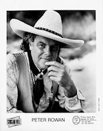 Peter Rowan Promo Print