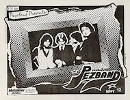 Pezband Handbill