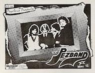 Pezband Handbill