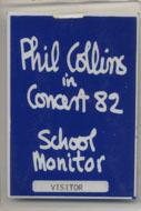 Phil Collins Laminate