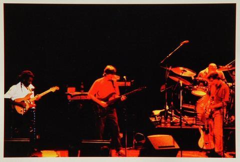 Phil Lesh & Friends Postcard