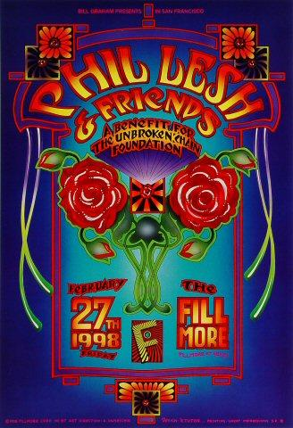 Phil Lesh &amp; Friends Poster