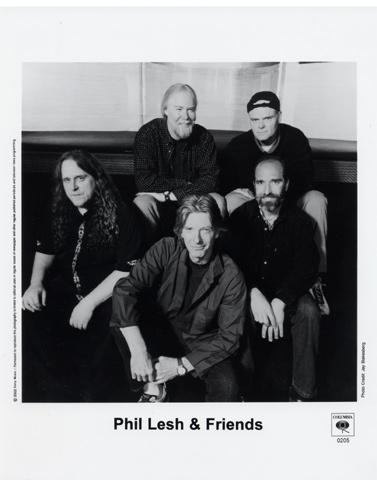 Phil Lesh & FriendsPromo Print