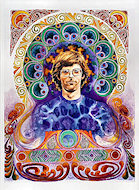 Phil Lesh Poster