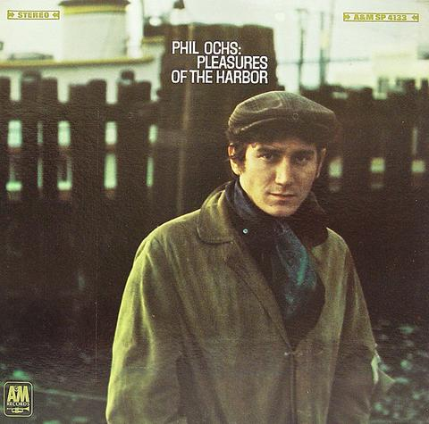 Phil Ochs Vinyl (Used)