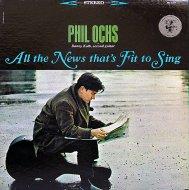 Phil Ochs Vinyl (Used)