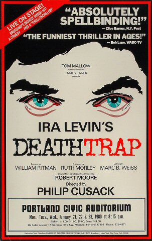 Philip Cusack Poster
