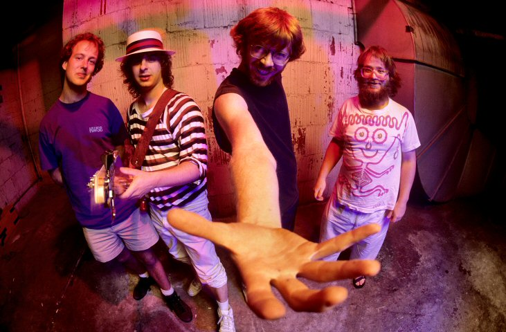 Phish 1992 @ The Warfield