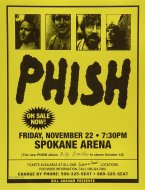Phish Handbill