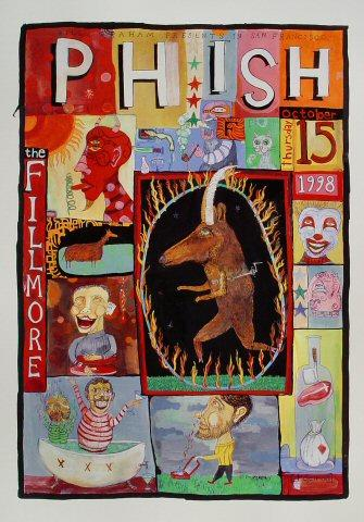 Phish Poster