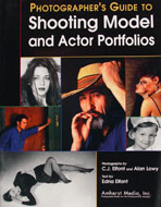 Photographer's Guide To Shooting Mode And Actor Portfolios Book