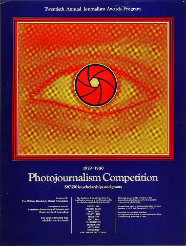 Photojournalism Competition Poster