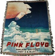 Pink Floyd Afghan