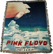 Pink Floyd Retro Afghan