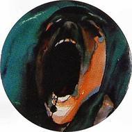 Pink Floyd Vintage Pin