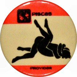 PiscesVintage Pin