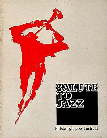 Pittsburgh Jazz Festival Program
