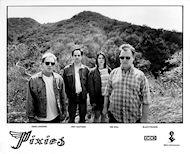 Pixies Promo Print