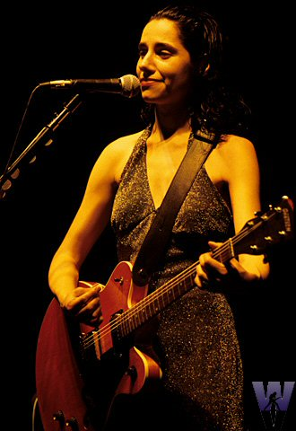 PJ Harvey BG Archives Print