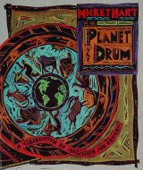 Planet Drum: A Celebration of Percussion and Rhythm Book
