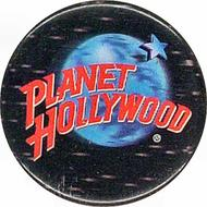 Planet Hollywood Vintage Pin