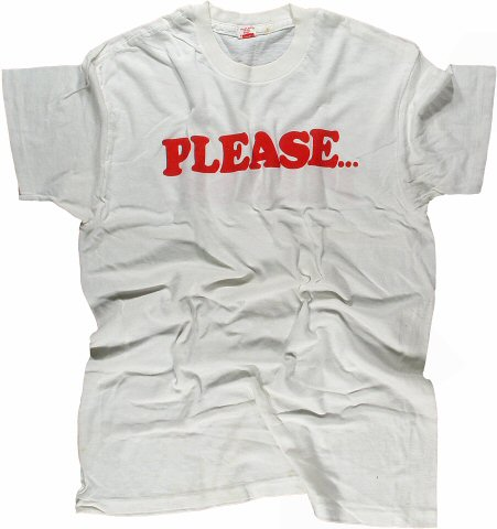 Please... Men's Vintage T-Shirt