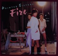 Pointer Sisters Sticker