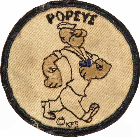 Popeye Patch
