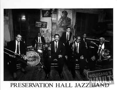 Preservation Hall Jazz BandPromo Print