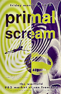 Primal Scream Poster