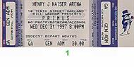 Primus 1990s Ticket